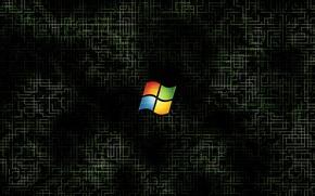 Picture Windows, Emblem, Microsoft