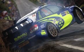 Picture Auto, Subaru, Impreza, Sport, Machine, Race, Skid, wrx, WRC, Rally