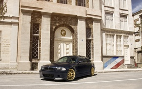 Picture tuning, BMW, BMW, front, E46, Hamman