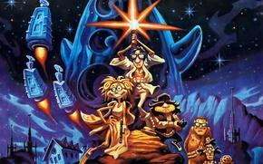 Picture Star Wars, parody, Day of the Tentacle, Lucasarts
