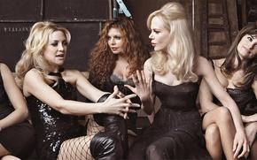Picture the film, actress, Marion Cotillard, Nicole Kidman, Kate Was The Rock, Judi Dench, Nine, Sophia …