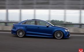 Picture Audi, sedan, Vossen, S3