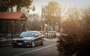 Picture tuning, BMW, drives, stance, E36, Bimmer