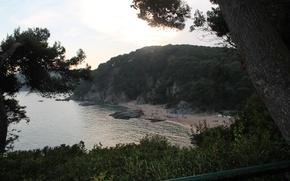 Picture rocks, Beach, Spain