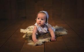 Picture Board, baby, skin, floor, fur, child, baby
