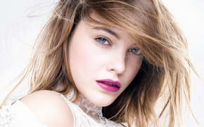 Picture girl, face, sexy, pose, model, hair, the situation, makeup, blonde, lips, beauty, face
