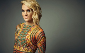 Picture music, background, makeup, hairstyle, blonde, outfit, singer, Carrie Underwood, photoshoot, country, Carrie Underwood, Robby Klein, …