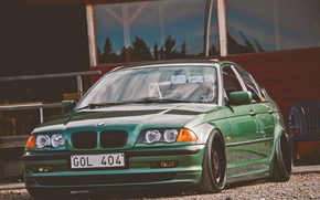 Picture tuning, bmw, BMW, E46, stance