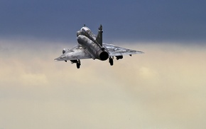 Picture weapons, the plane, Mirage 2000N