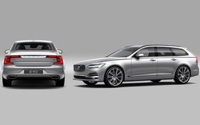 Picture Volvo, S90, V90