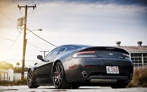 Picture Aston Martin, aston martin, dbs, carbon edition, DBS, volante