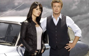 Wallpaper the series, teresa lisbon, Wallpaper, Teresa Lisbon, robin tunney, Robin Tunney, the mentalist, Patrick Jane, ...