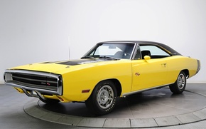 Picture Muscle car, background, 1970, Muscle car, 426, Hemi, R T, Dodge, The charger, Charger, Dodge, ...