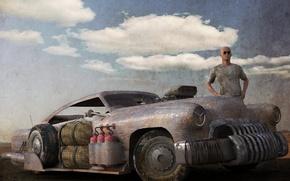 Wallpaper future, The concept car