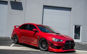 Picture Mitsubishi, Lancer, Evolution, Harsh's 500W HP