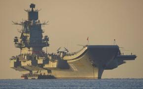 Picture Strait, the carrier, Russia, Admiral, Lemans, uznetsov