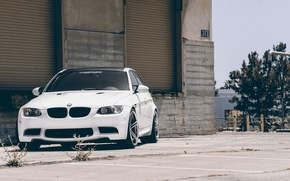 Picture tuning, BMW, BMW, tuning, White, E90, concept one