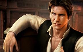 Picture Star Wars, Han Solo, Han Solo
