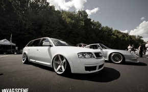 Picture Audi, Audi, tuning, casting, stance