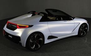 Picture Concept, Honda, (2015), S660