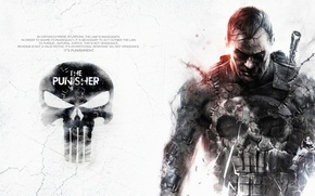 Picture Marvel, The Punisher, The Punisher