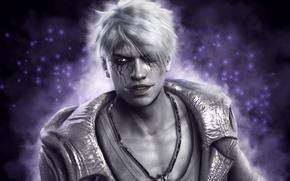 Picture Dante, devil may cry, dmc, capcom, hollow