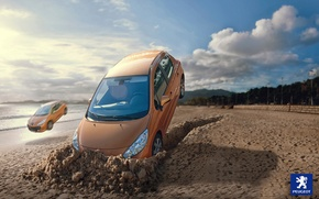 Picture Peugeot-207, Rubén Chase, conceptual photography