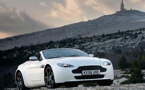 Wallpaper auto, V8 Vantage Roadster