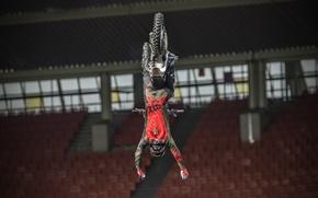 Wallpaper sport, motorcycle, flight