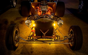 Picture style, lights, twilight, Hot Rod