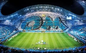 Picture Stadium, Olympique Marseille, OLYMPIQUE DE MARSEILLE