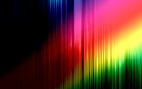Picture line, strip, background, color, range