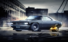 Picture Dodge, Charger, Custom, yasiddesign