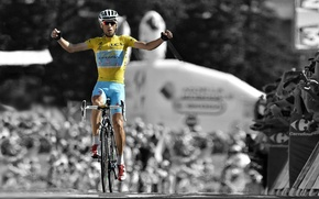 Picture bicycle, Italy, race, men, victory, competition, italian, Tour, blackandwhite, Nibali, Vincenzo Nibali