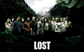 Wallpaper the series, actors, island, lost