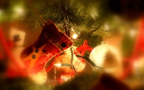 Picture holiday, Christmas, decoration