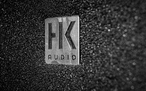Picture music, sound, column, acoustics, HK Audio