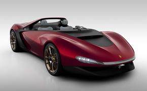 Picture Concept, background, the concept, Ferrari, supercar, Ferrari, Sergio, Sergio