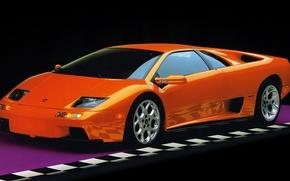 Picture Lamborghini, supercar, Diablo