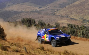 Picture speed, Volkswagen, Touareg Race