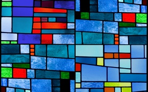 Picture glass, background, colors, texture, colorful, abstract, stained glass, glass, background, stained