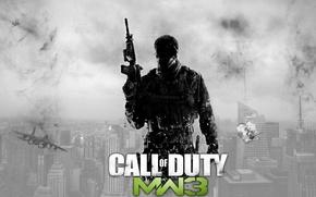 Picture war, Call of Duty, New York, CoD, MW3, Modern Warfare 3, fan art