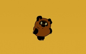 Wallpaper Winnie the Pooh, Vinnie, blame