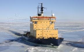 Picture ice, sea, winter, ship, sweden, ice-breaker, ymer, bothnia