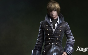 Picture the game, guy, AION