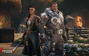 Picture Gears of War, Xbox One, Microsoft Studios, Gears of War 4, The Coalition