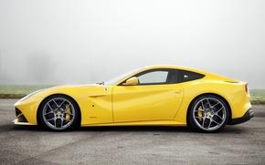Picture fog, Ferrari, Beauty, F12berlinetta