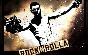 Picture guns, cool, Rock'n'Rolla, Guy Ritchie, guns