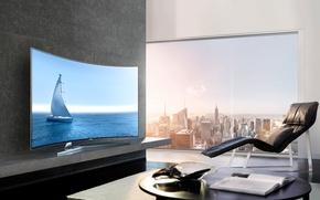Picture design, comfort, living room
