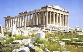 Picture Greece, attraction, The Parthenon